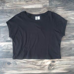 H&M Crop T-shirt